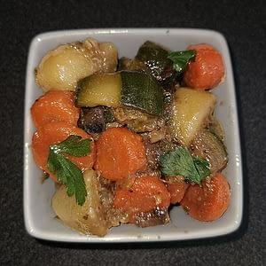 Roti de légumes