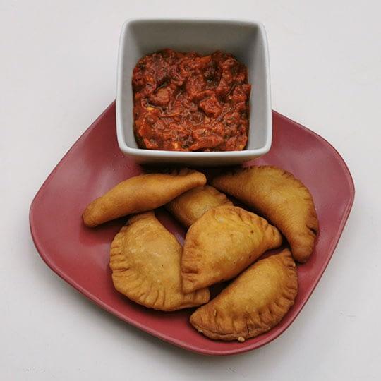Fatayas au poulet