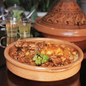 couscous - la table de Mame