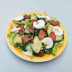 Salade saumon & avocat