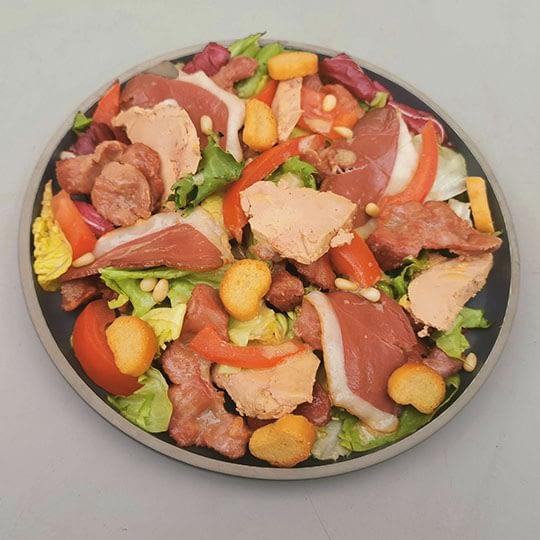 Salade occitane