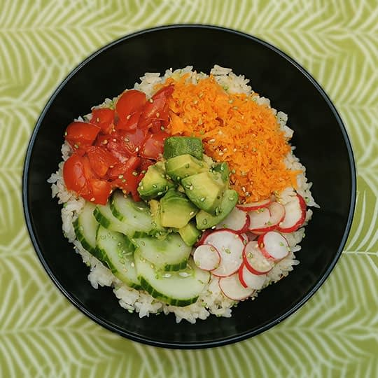 vegeta bowl